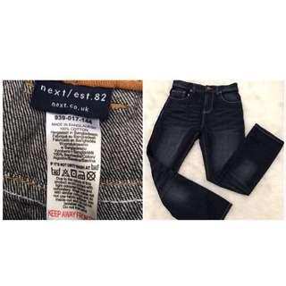 Original next boys skinny jeans