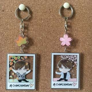 [interest check] BTS Chim Chim Day keychain