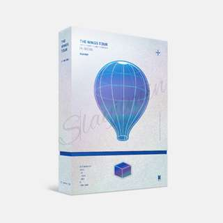 (GROUP ORDER) : BTS - 2017 Live Trilogy Episode III In Seoul - The Wings Tour Blu-Ray
