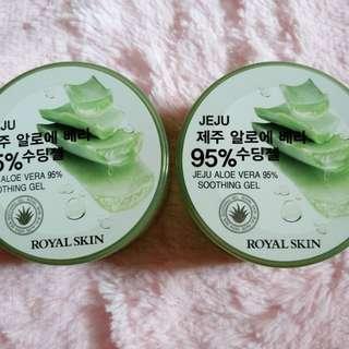 Royal Skin Jeju Aloe Vera Soothing Gel