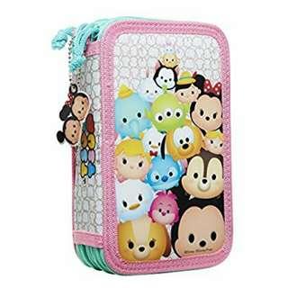 Tsum Tsum Disney Deluxe Pencil Case
