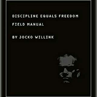 Brand New - Discipline Equals Freedom: A Field Manual - Hardcover