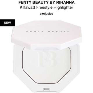 BNIB Fenty Metal Moon highlighter