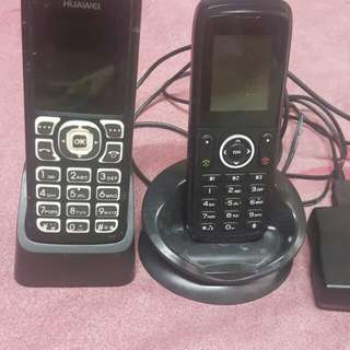 Globe phone.. Back up phone.. Take all