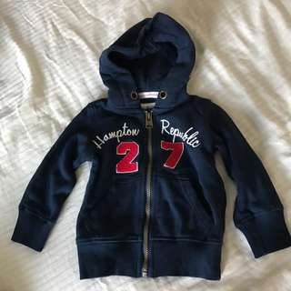 Boy's hoodie/jacket for sale
