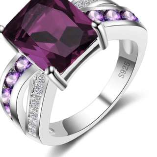 925 size 8 Ring
