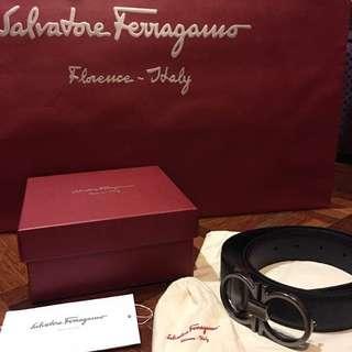Salvatore Ferragamo Belt #Carouween80