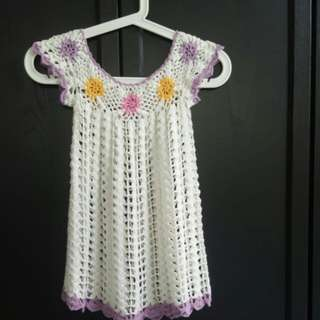 Girl Knit Dress