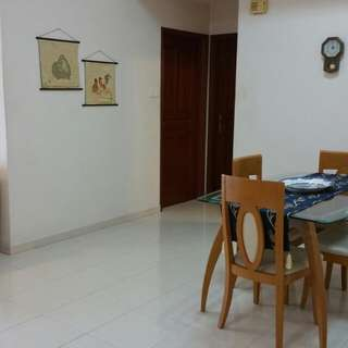 1min.Walk to MRT condo. RENT 2 bedrooms & 3+1, 3 bedrooms. Hillview Heights Condo. Down Town Line.