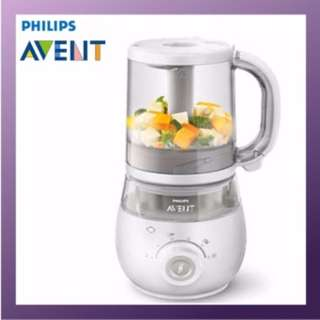 Brand New Philips 4 in 1 baby food maker.