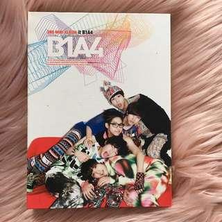 B1A4 Second Mini Album