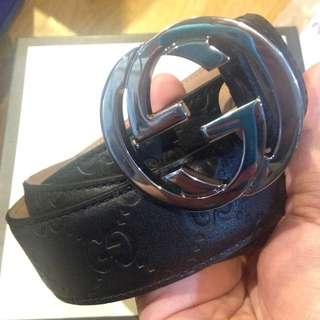 Authentic Gucci Belt