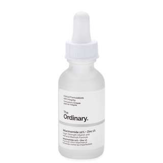 THE ORDINARY NIACINAMIDE 10% + ZINC 1% 30ml (ORD005)
