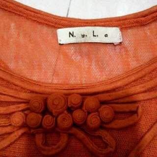 Prelove NYLA Orange