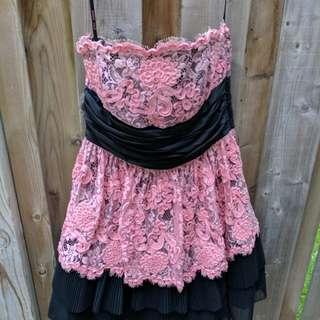 Betsey Johnson dress size 6 euc