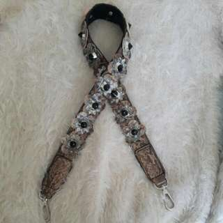 SALE.....Bagstrap Flower