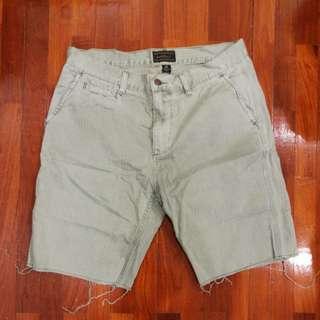 Dues Ex Machina Cut Off Shorts
