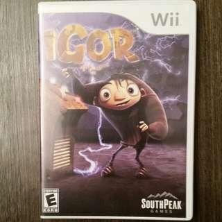 Igor for wii