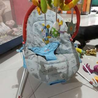 Authentic Mothercare Baby Bouncer