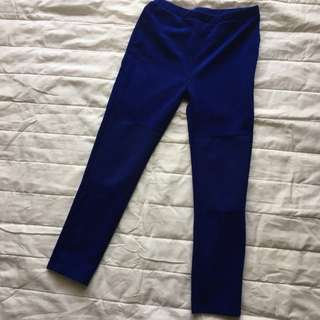Seed strechable legging for girls 7-10 years