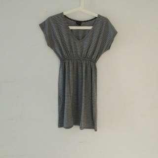 Dress Blue Stripe