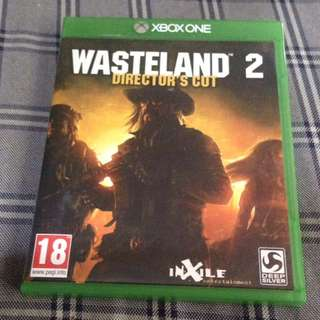 Xbox one Game: Wasteland 2 (Director's Cut)