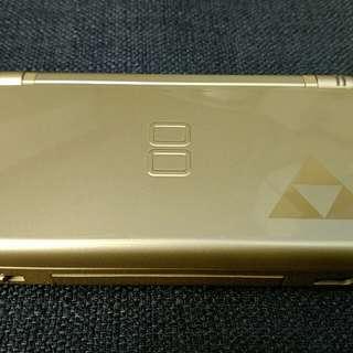 Nintendo DS Lite Gold Zelda edition