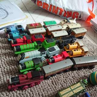 Thomas and Friends Wooden Track Toys
