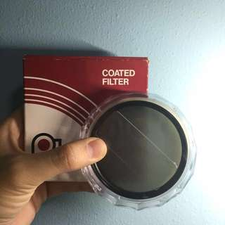 72mm Polarizer filter