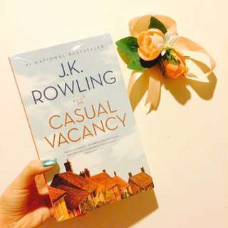CASUAL VACANCY by J.K. Rowling