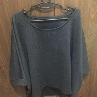 Loose Black blouse
