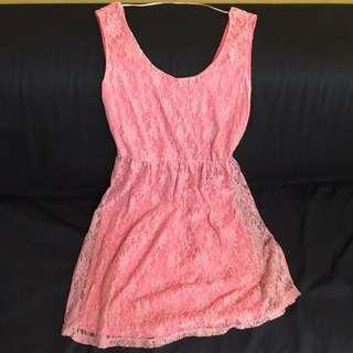 Padini Lacey Mini Dress