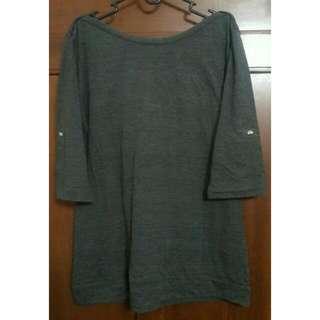 Baju Dark Grey