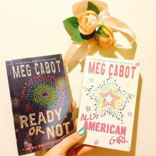ALL AMERICAN GIRL series by Meg Cabot