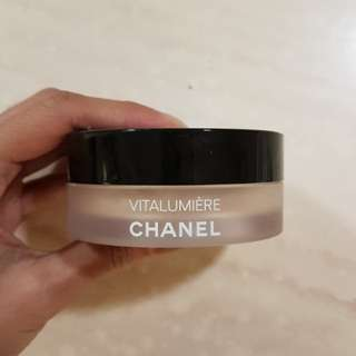 Chanel Vitalumiere Loose Powder Foundation in No 50 Beige