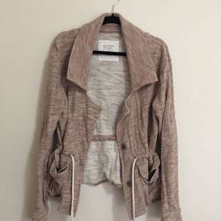 Country road 100% cotton cardi