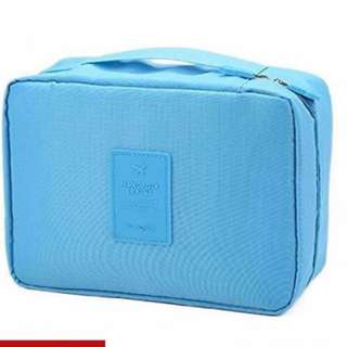 Travel Makeup Cosmetics Toiletries bags Multi Pouch
