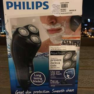 Philips Aqua Touch AT620 Electric shaver wet and dry