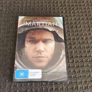 The Martian DVD movie - unopened
