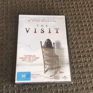 The Visit DDD movie - unopened