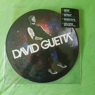 """David Guetta 12"""" fancy vinyl"""