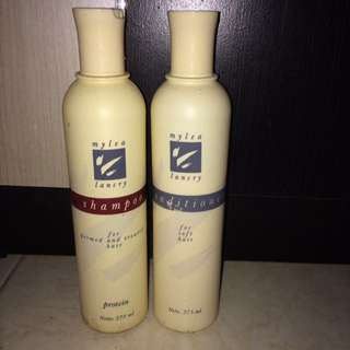Mylea Lancry Shampo dan Conditioner