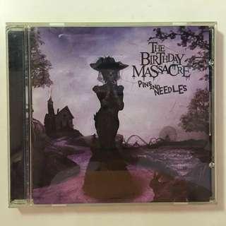 🚚 The Birthday Massacre專輯💽Pins and needles