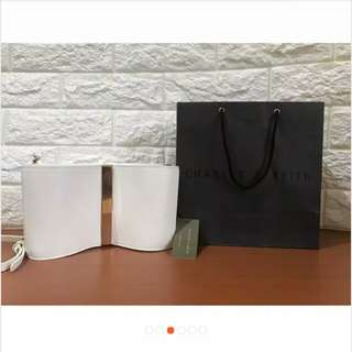 Charles & Keith Bow Purse