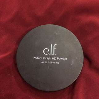 Elf perfect ginish hd powder