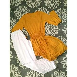 Set Hijab Spandex