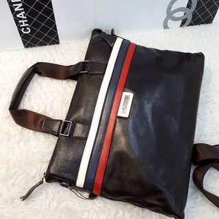 Bally Geunine Leather