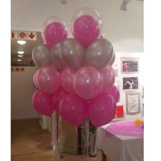 Helium Balloons For Party/Event/Celebration CHEAPEST $5 Delivery