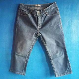 Jeans 3/4 All Size