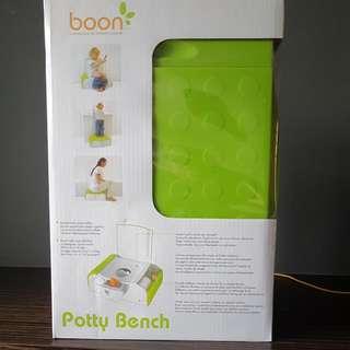 Potty Bench